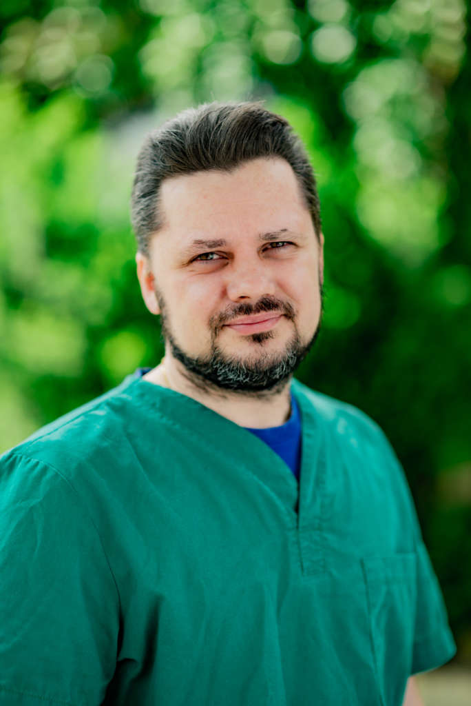 Lek. Wet. Sebastian Bednarski | Specjalista chirurgii